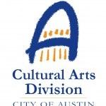 Cultural Arts Division Logo ATX