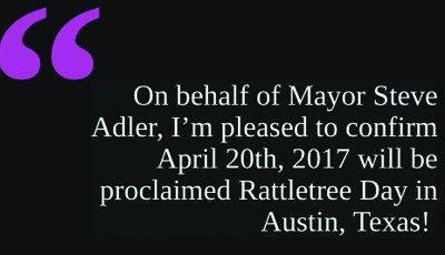 Rattletree Day