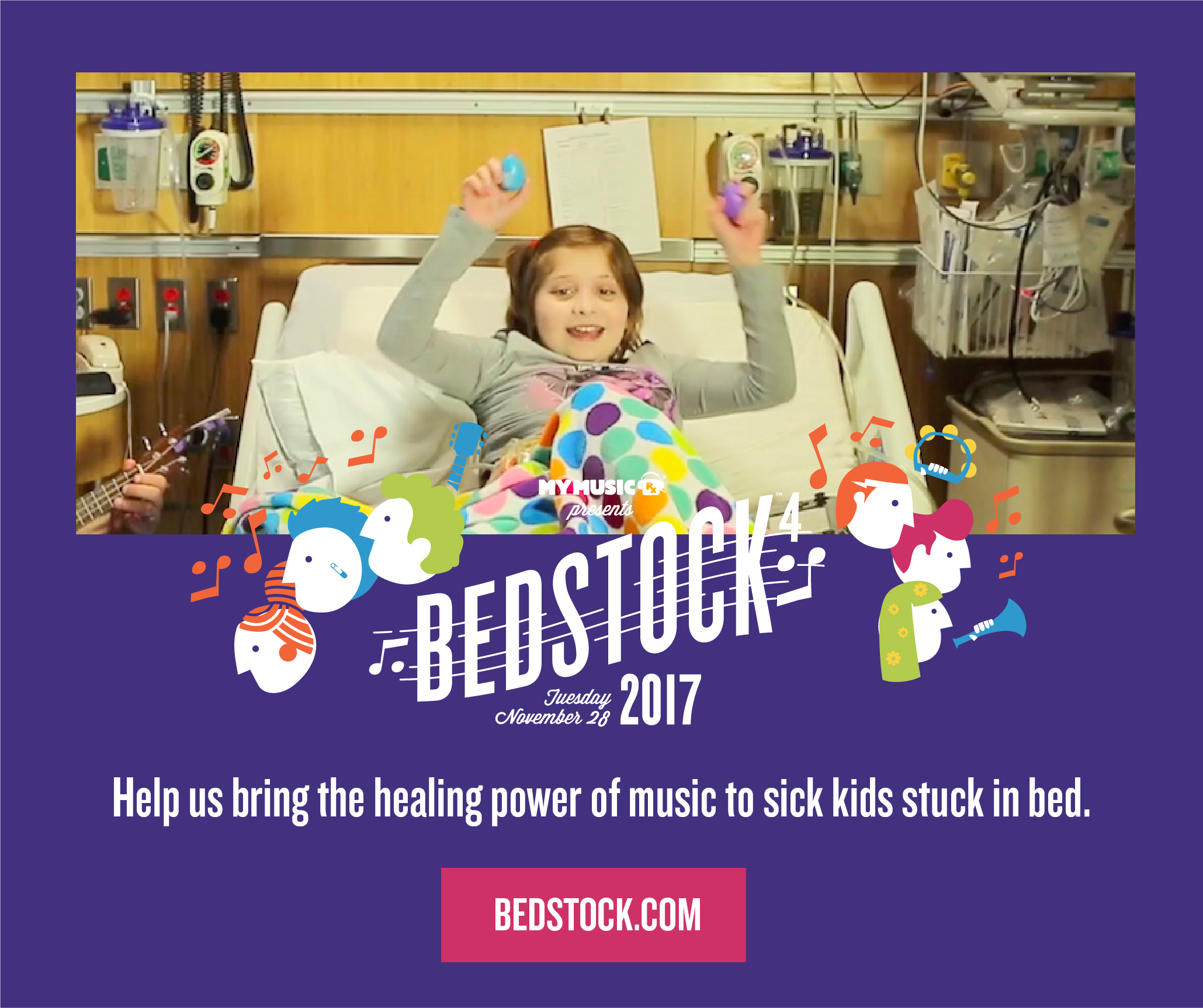 Rattletree performs for Bedstock benefit at ACL Festival